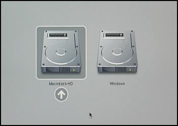 mac pro dual boot windows xp
