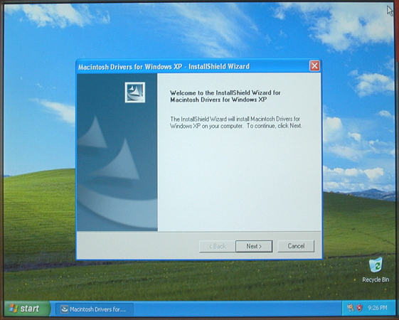 Boot camp drivers windows xp sp2