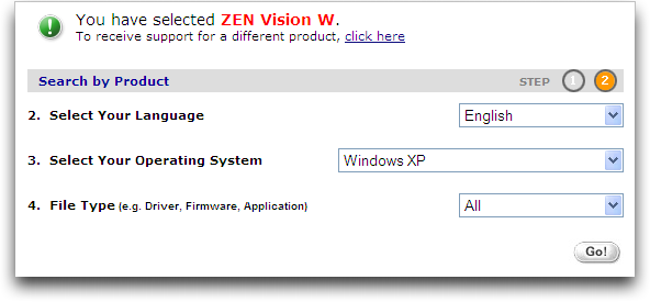 Creative zen micro software mac download.