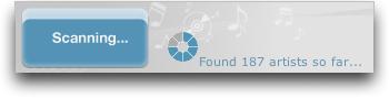 Earfeeder: Scanning your iTunes tunes
