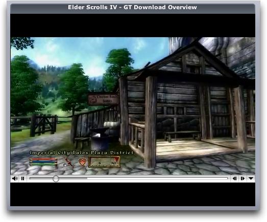 Gametrailers.com: Microsoft Xbox 360: Elder Scrolls IV