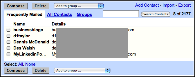 how to create a group in gmail 2018