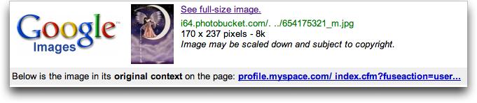 Google Images: See Fullsize