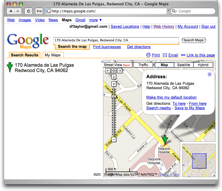 Figuring Out Your Latitude and Longitude with Google Maps