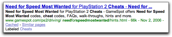 Are There Good Cheats For Need For Speed Most Wanted Ask Dave