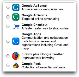 Google Checkout Affiliate Program / Referral Program within AdSense