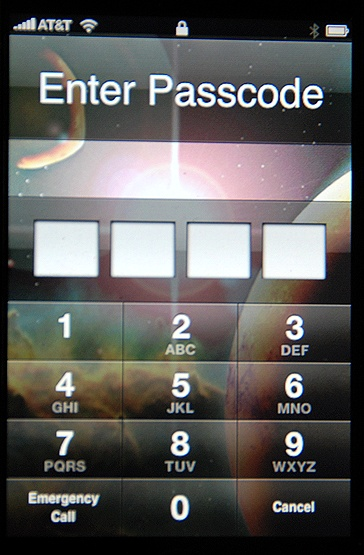 Ipod Touch Lock. and iPod touch Fans forums