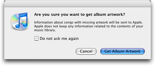 how to see what consists of your itunes library
