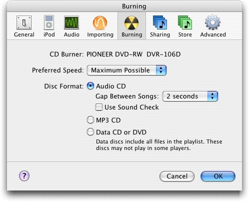 How to Burn Music to CD Using iTunes