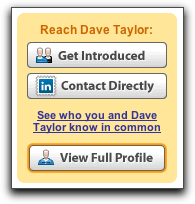 LinkedIn: Contact Directly