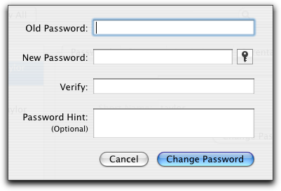 how do i change my password on my iphone how do i change my account password in mac os x ask 21280