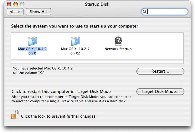 why does my mac always try to boot the wrong disk