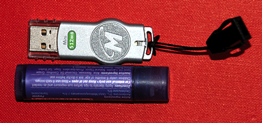 Memorex USB thumbdrive