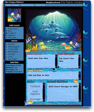 Where can I find Neopet Guild Layouts? - Ask Dave Taylor