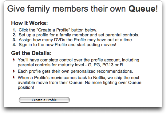 How do I set up multiple profiles on Netflix? - Ask Dave Taylor