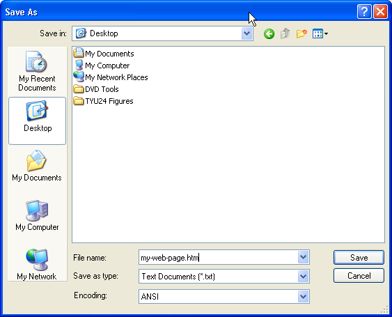 how to save a pdf as a html file