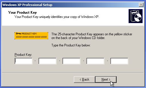 Windows xp home edition product key lost - Windows-XP-General ...