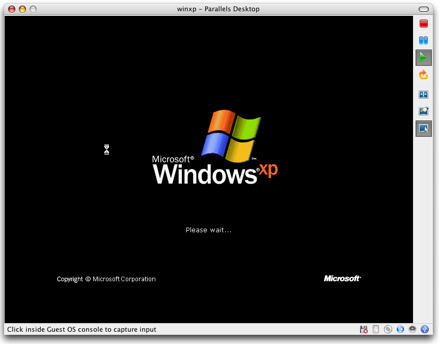 How do i install windows xp on my mac with parallels for Window off screen