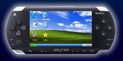 Sony PSP: Running Windows XP, Sort Of
