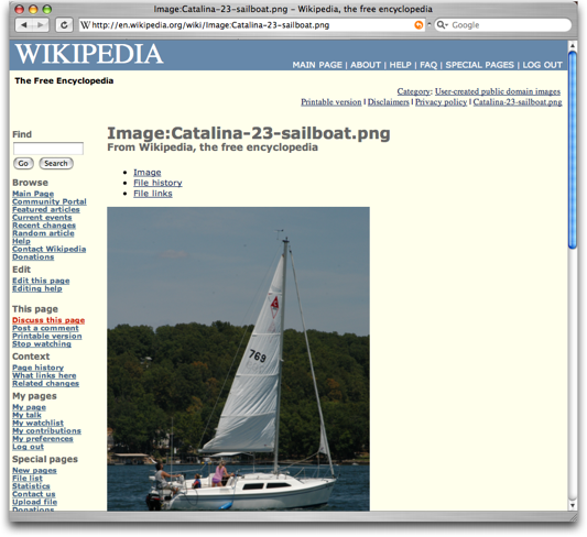 how to add image to wikipedia page