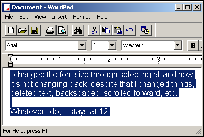 how to set default font color in word 2010