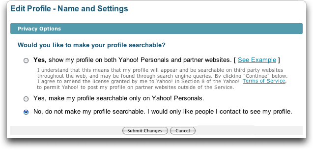 yahoo classifieds personals