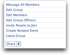 Facebook Groups: Group Owner Options :: Facebook Help