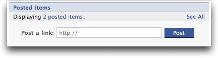 Facebook Groups: Add An Item :: Facebook Help