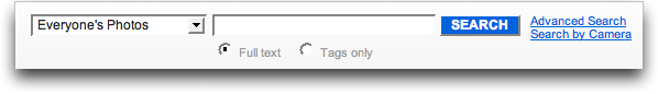 Flickr Simple Search
