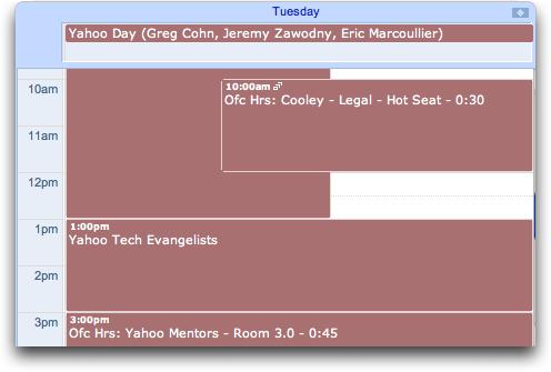 Google Calendar: read only shared calendar events