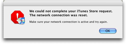 iphone 2.0 itunes store too busy