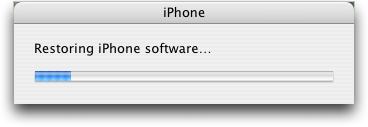 iphone 2.0 restoring