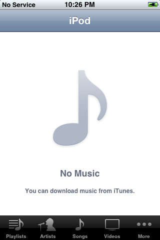 how to get music from my iphone to my mac