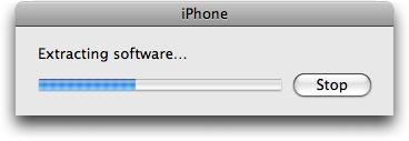 iphone restore 4