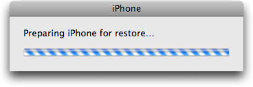 iphone restore 5