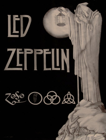 Led Zeppelin: Stairway to Heaven: Poster from AllPosters.com