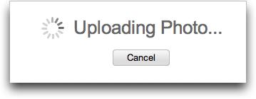 LinkedIn: Profile: Edit Profile: Uploading Photo