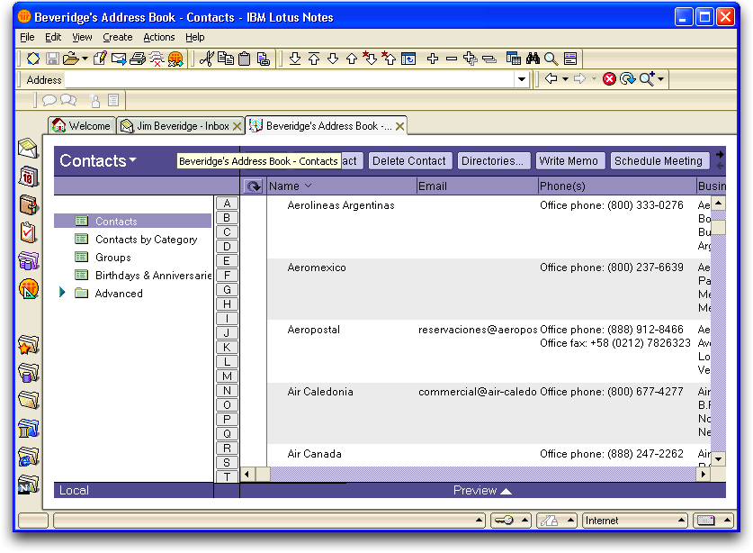 Lotus Notes Archive To Outlook 8 1 Intavither S Blog