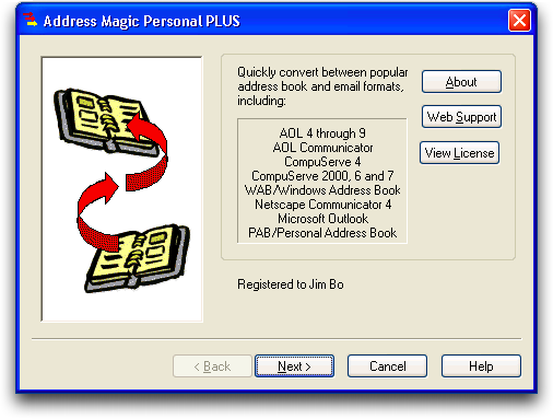 Address Magic: Lotus Notes to Microsoft Outlook: Address Book Conversion: #1