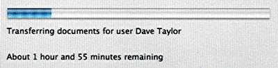 Mac OS X: Apple Time Capsule: Restore 14