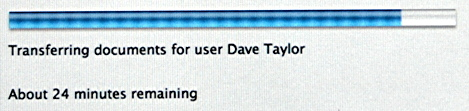 Mac OS X: Apple Time Capsule: Restore 16