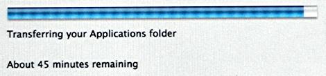 Mac OS X: Apple Time Capsule: Restore 17