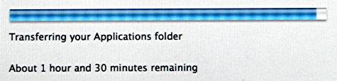 Mac OS X: Apple Time Capsule: Restore 18