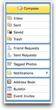 myspace left menu 2
