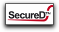 SecureD logo