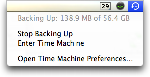 how to use time machine to backup my mac