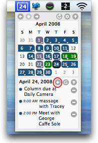 Is There A Way To Add Google Calendar Events Without Visiting The