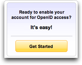 yahoo openid get started