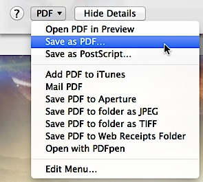 how to change jpg file into a pdf