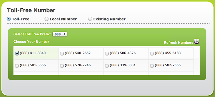 toll-free-number-service